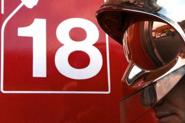 Deux pompiers ont été légèrement incommodés au cours de l'intervention.