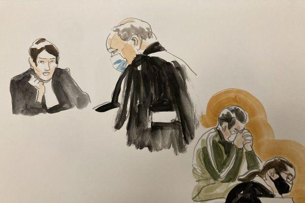 """""""Je ne lui conteste ni la souffrance, ni la douleur"""", a notamment déclaré maître Simon Cohen, avocat de la famille de Cintia Lunimbu."""