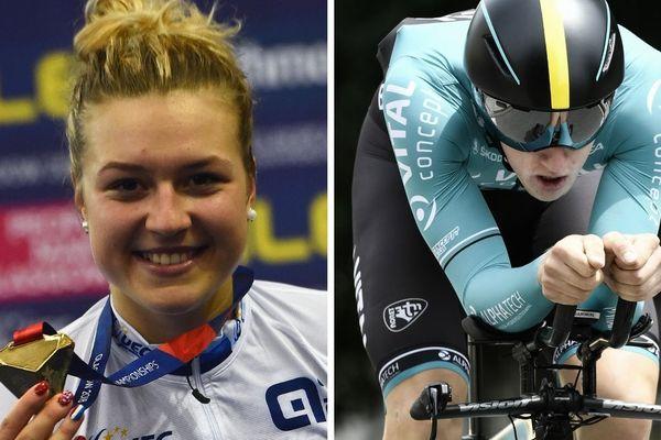 Les championnats de cyclisme sur piste ont été une moisson de médaille pour les Hauts-de-France, notamment grâce à l'Arrageoise Mathilde Gros et l'Amiénois Corentin Ermenault (photo), mais aussi le Samarien Mathieu Gourguechon, l'Axonnaise Victoire Berteau et le Roubaisien Oscar Caron.