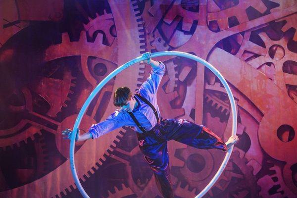 L'école nationale de cirque de Berlin brillera au festival Le Mans fait son cirque aux côtés des élèves de L'INM