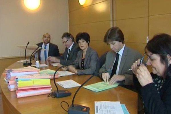 Au tribunal administratif de Bastia, le 5 février