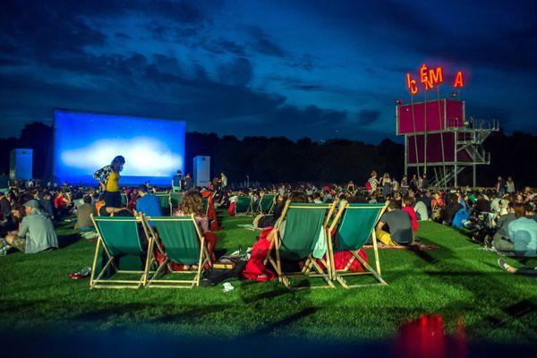 Les cinéphiles pourront profiter du cinéma de plein air tout l'été à Strasbourg et dans l'Eurométropole.