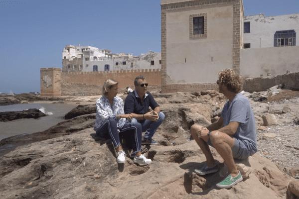 Aranud Lauqué part cette fois-ci à la rencontre de deux néo-aquitains désormais installés à Essaouira au Maroc.