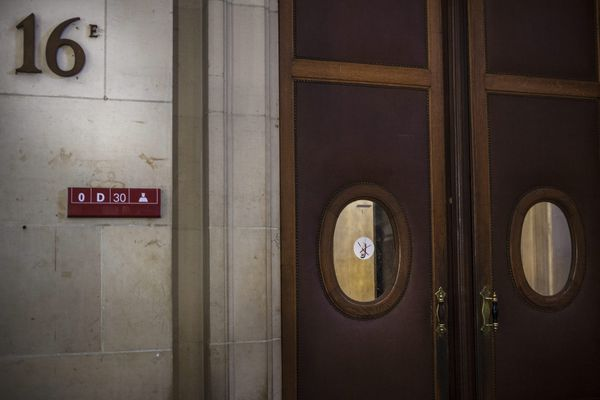 Flavien Moreau était jugé par la 16ème chambre du tribunal correctionnel de Paris