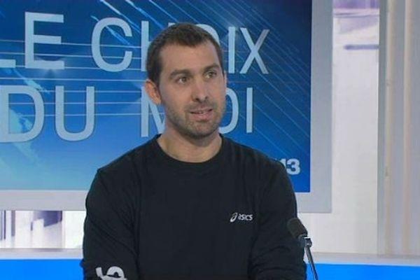 Michaël Guigou invité du midi pile le 8 octobre 2012