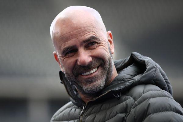 Peter Bosz ancien entraîneur du Bayer Leverkusen doit rejoindre l'Olympique lyonnais. 21 mars 2021