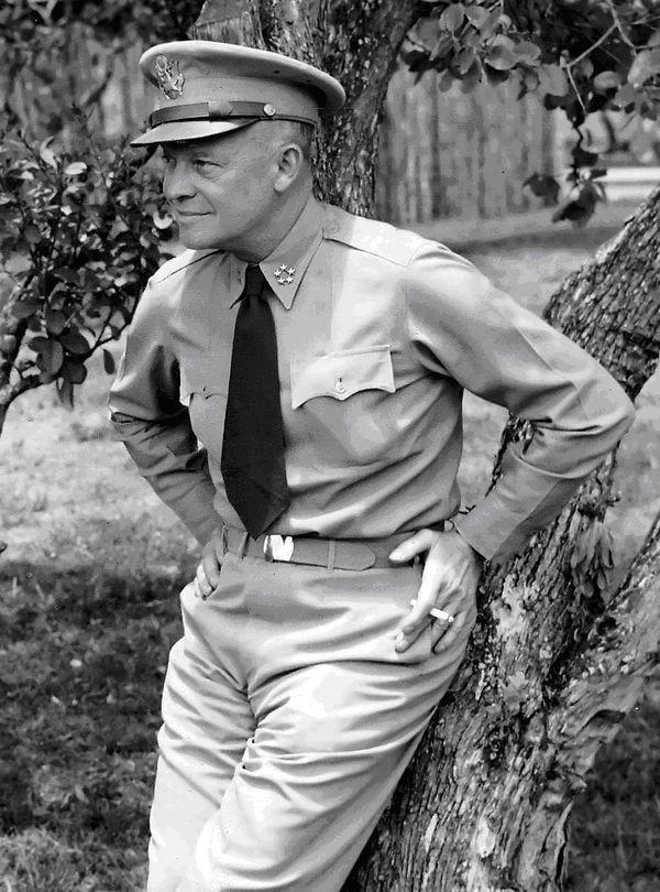 Dwight D. (Ike) Eisenhower