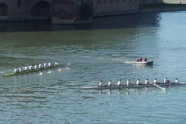 Les équipes de la Garona Cup