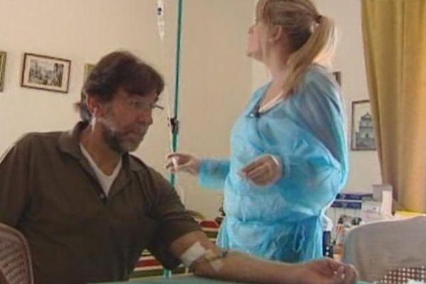 Hospitalisation à domicile en Corse