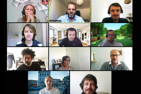 L'équipe d'Epitech Montpellier a l'habitude de travailler à distance. Au 9 avril 2020, l'ensemble des campus d'Epitech ont accompagné 30 entreprises en France.