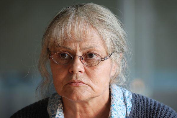 Muriel Robin dans le rôle de Jacqueline Sauvage.