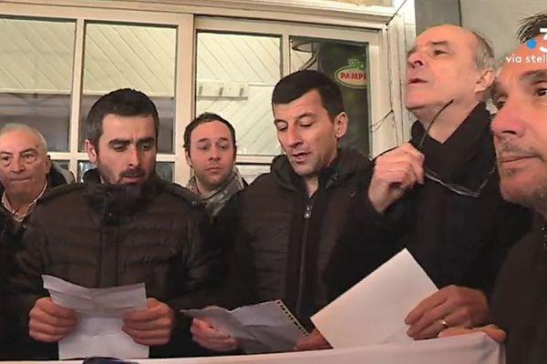 Jean-Marc Domini (au centre) a été condamné à 11 ans de prison en 2011.