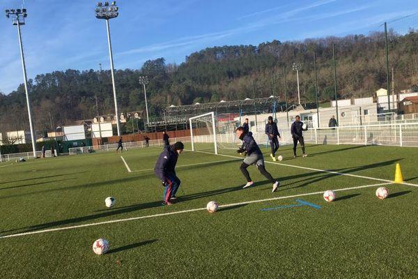 Les joueurs du FC Trélissac veulent croire à l'exploit face à l'OM dimanche en 32e de finale de la Coupe de France
