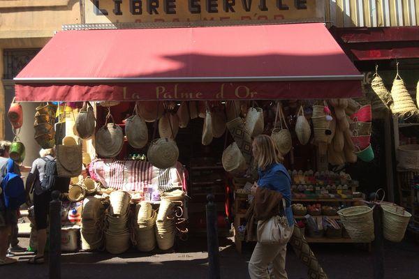 La palme d'or, Rue d'Aubagne