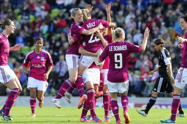 Le premier match des filles de l'OL sera diffusé le 9 septembre sur Eurosport contre Rodez.
