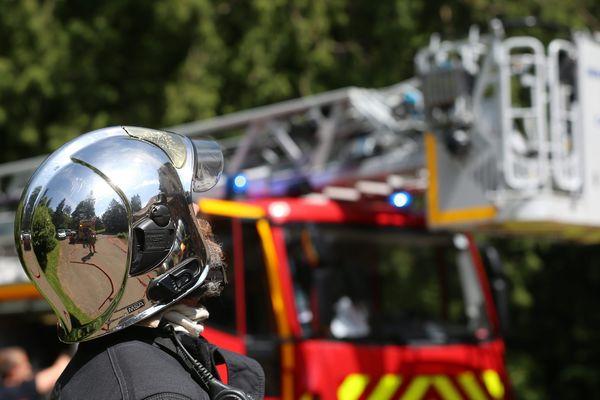 L'incendie a débuté mercredi à la station d'épuration Seine Aval (illustration).