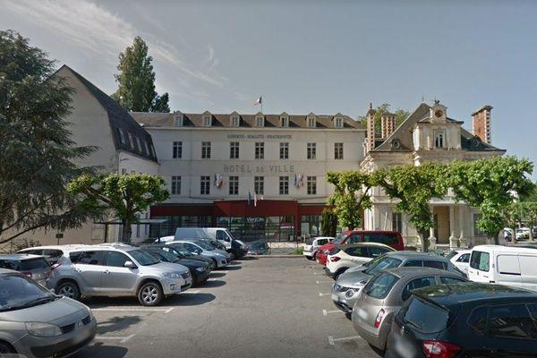 Mairie de Vierzon (Cher)