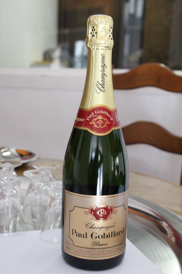 La famille Gobillard, vigneron depuis quatre générations.