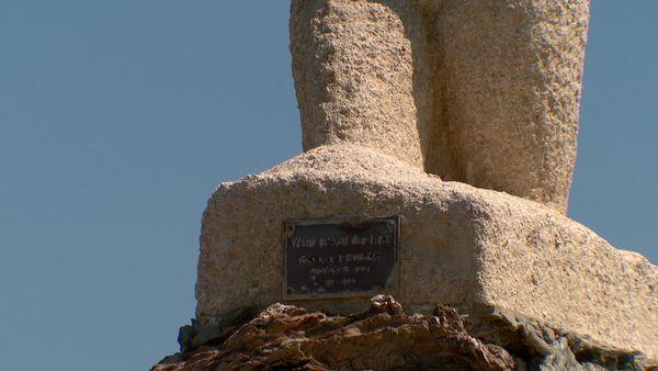 La Vénus du Gaou avait été réalisée par le sculpteur Robert Forrer.