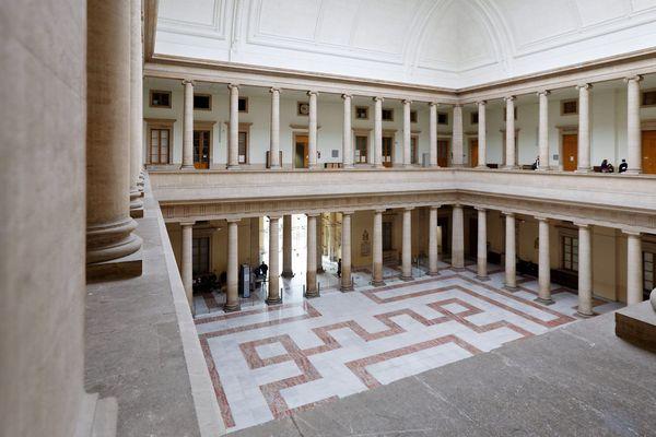 La cour d'assises des Bouches-du-Rhône