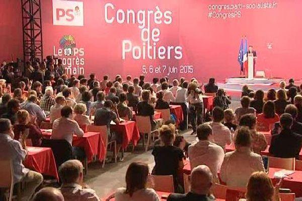 Après le congrès de Poitiers, le PS prépare les prochaines échéances: les régionales de décembre et la présidentielle