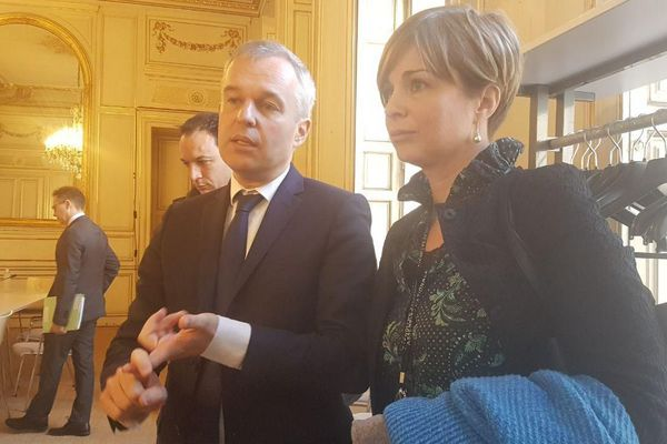 La députée de Loire-Atlantique a obtenu du ministre de la transition écologique une réunion de travail avec les industriels des EMR (Energies Marines Renouvelables)