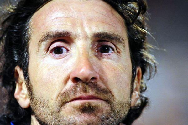 Vincent Etcheto, l'entraîneur de l'Aviron bayonnais