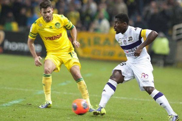 FC Nantes / FC Toulouse le 14 décembre 2013
