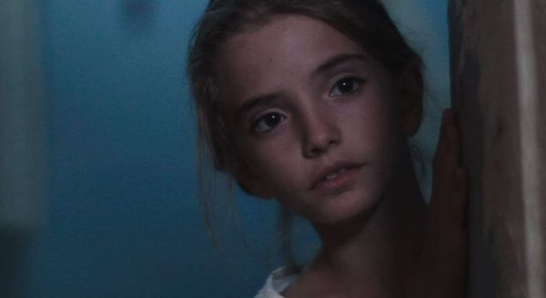 Camille Pieri Stromboni, qui joue Lavinie dans La vie ou la pluie.