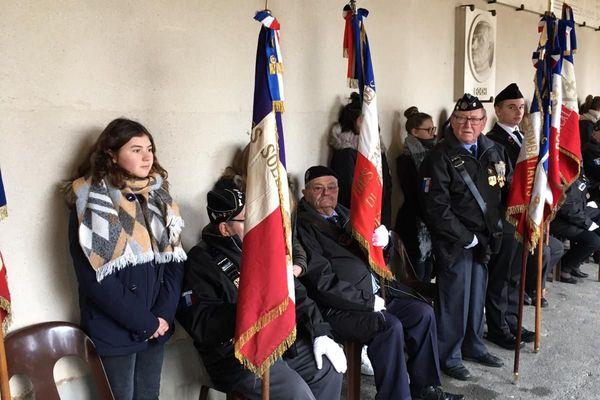 Les anciens combattants sont présents à Dormans, haut lieu stratégique des batailles de la Marne durant la première et la seconde Guerre mondiale