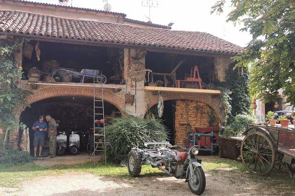 Au village de Niella Tanaro