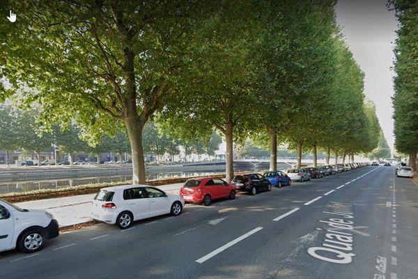 """Le quai de Juillet sera réservé aux """"mobilités douces"""" chaque dernier dimanche du mois à partir du 30 mai"""