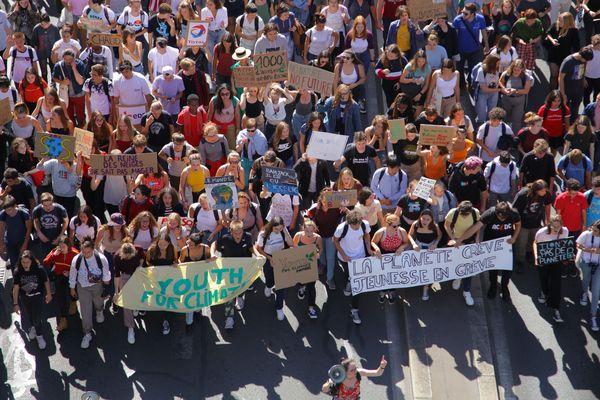"""""""Grève mondiale pour le climat"""" - Poitiers (20/09/2019)"""