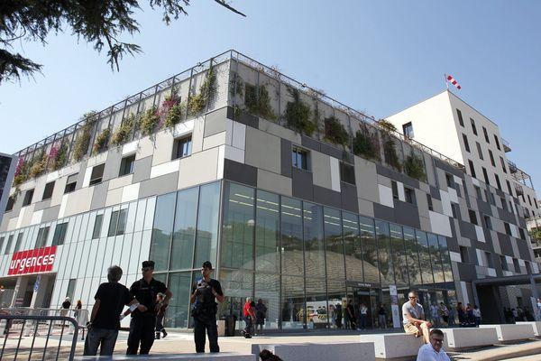 Les surcoûts de la construction de l'hôpital Pasteur 2 ont grevé les finances du CHU de Nice.