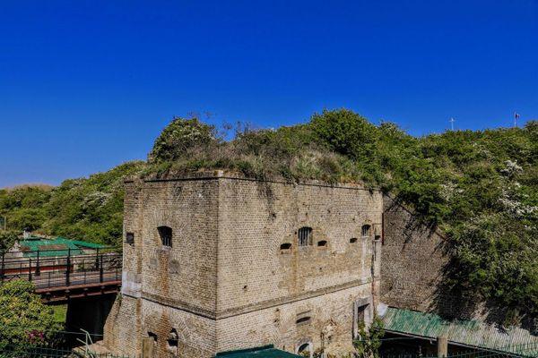 Le Fort des Dunes à Leffrinckoucke.