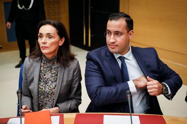 Audition D'Alexandre Benalla, ancien chargé de mission de l'Elysée devant la commission d'enquête parlementaire du Sénat et Jacqueline Laffont son avocate.
