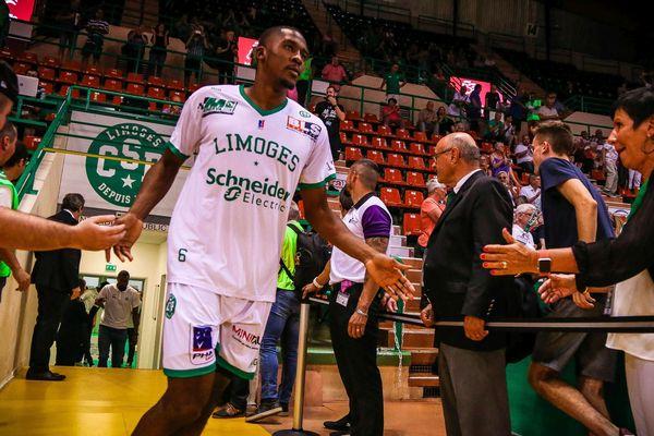 Semaj Christon quitte le Limoges CSP pour Vitoria (Espagne)