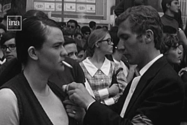 Mai 68, la révolution de la jeunesse