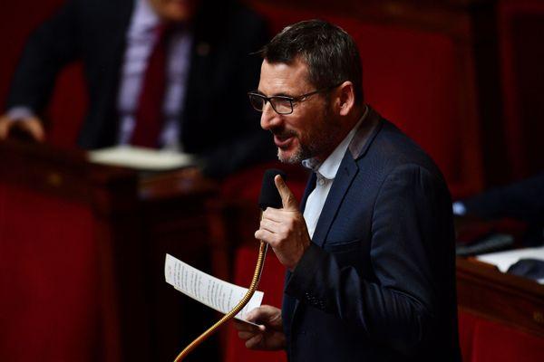 Matthieu Orphelin député de Maine-et-Loire