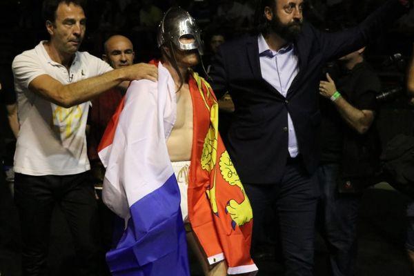 Maxime Beaussire a porté les couleurs de la Normandie en Espagne mais revient sans la ceiture tant rêvée