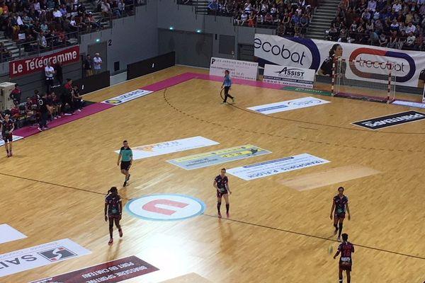 Les Brestoises accèdent aux demi-finales
