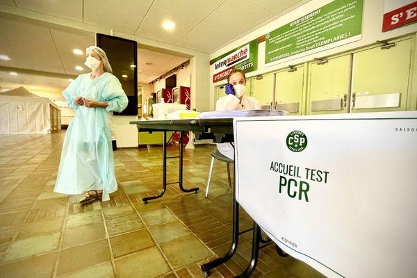 Les tests PCR organisés par le CSP n'ont pas fait recette.