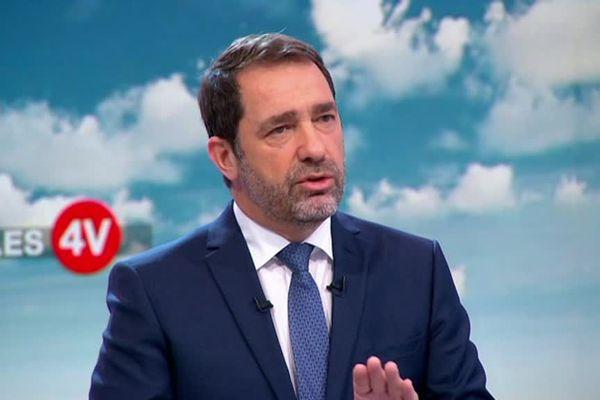 Christophe Castaner invité de Télématin