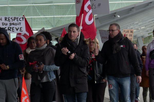 20% d'absentéisme parmi les agents de sécurité affirment les syndicats