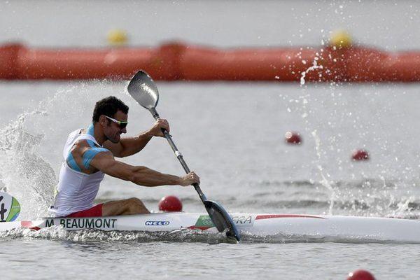 Le Boulonnais Maxime Beaumont remporte la 42e médaille française aux Jeux Olympiques de Rio.