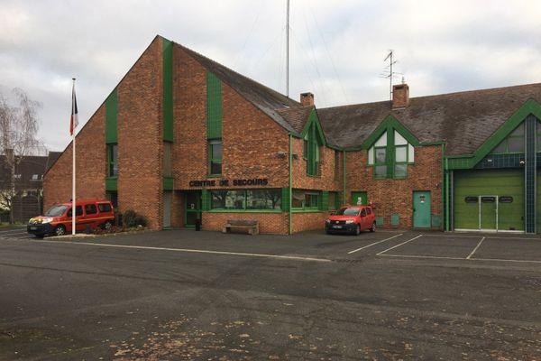 Le centre de secours de Brétigny-sur-Orge est actuellement toujours en service.