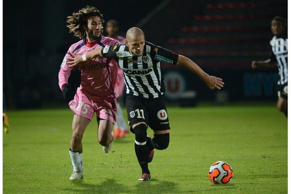 Match Clermont Angers le 22 novembre 2013