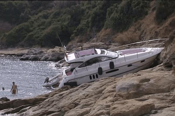L'accident serait du à un malaise du skipper
