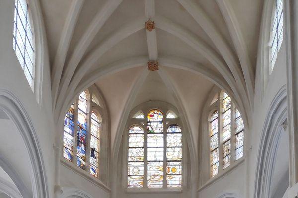 Eglise de Ervy-le-Châtel