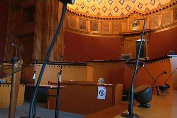 La cour d'assises de Toulouse juge Jean-Baptiste Rambla du 14 au 18 décembre 2020.